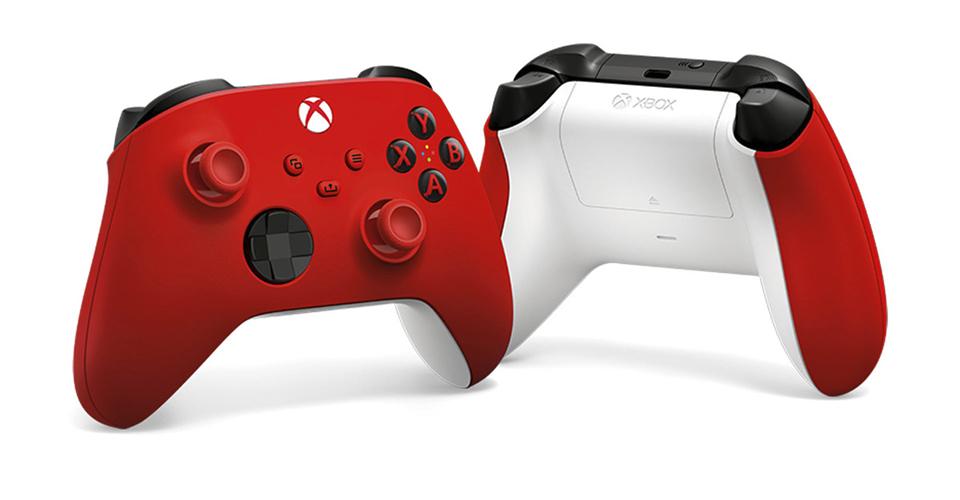 Новый контроллер для Xbox в красном цвете появится на российском рынке через месяц