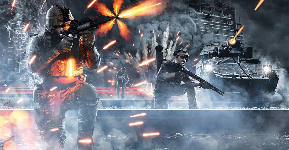 В Battlefield 6 будет космодром Японии особая погода и роботизированные собаки