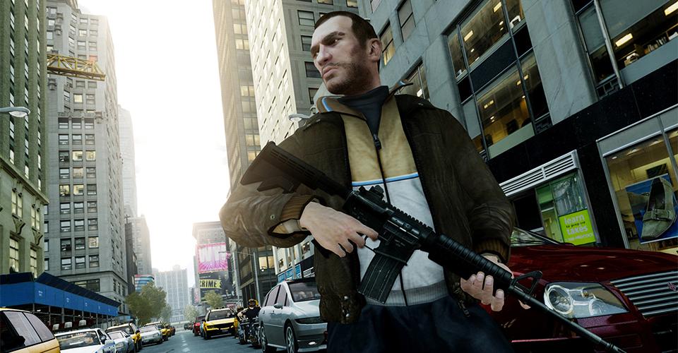 Теперь в GTA IV появился онлайнмод