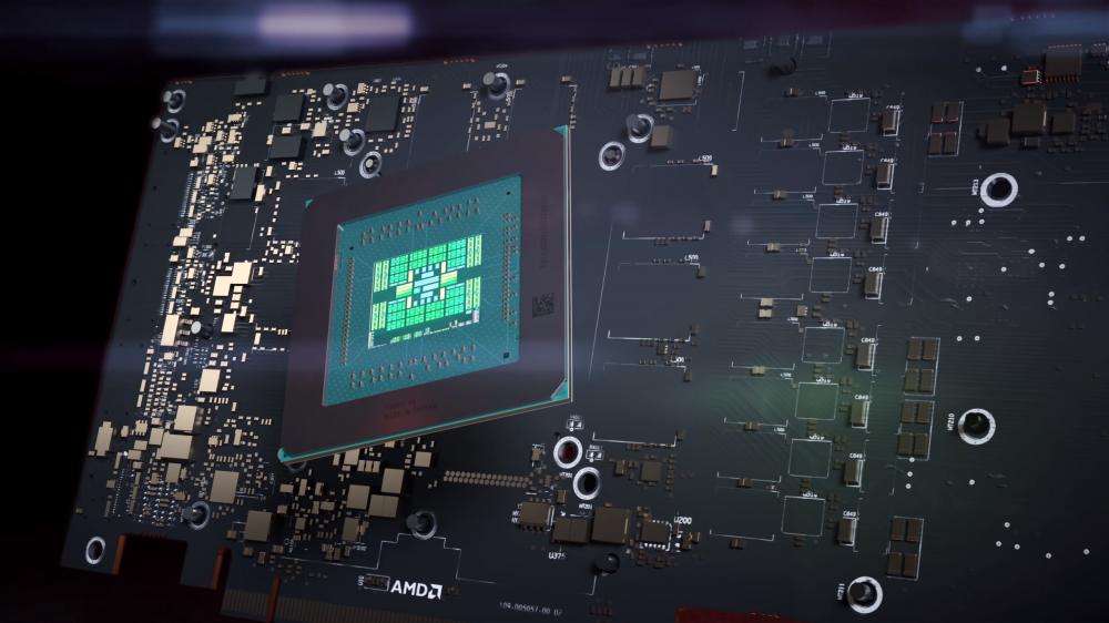 Лучший графический процессор AMD Big Navi может сравниться только со вторым уровнем Nvidia Ampere