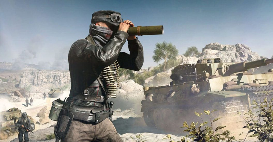 Один из инсайдеров рассказал от динамическом разрушении зданий в Battlefield 6