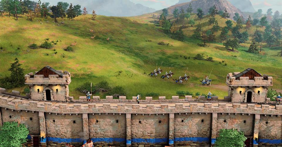 Компания Microsoft Studios продемонстрировала геймплей Age of Empires 4