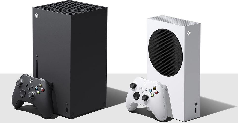 Xbox Series S сможет уменьшать размер игрового файла сэкономив место на SSD
