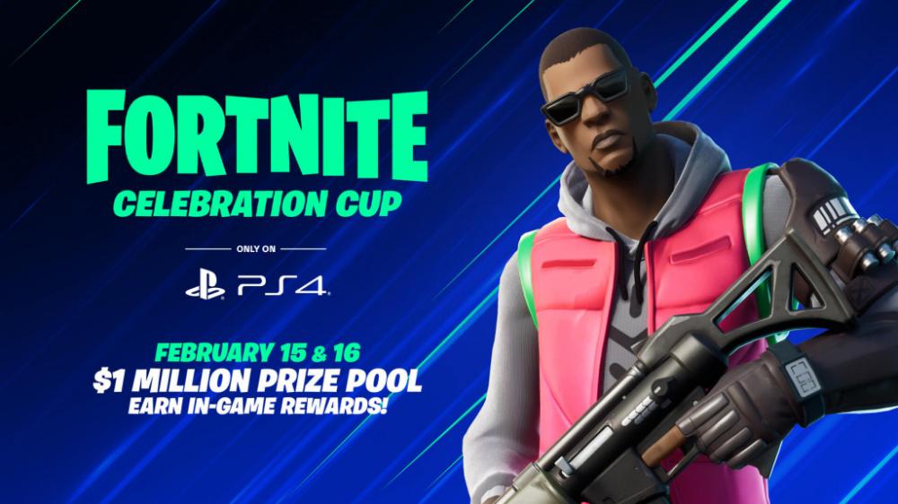 Sony анонсирует турнир по Fortnite c призовыми в 1млн долларов