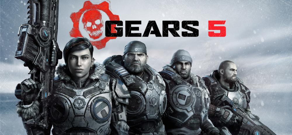 Gears 5 в настоящее время бесплатно работает в Steam и Windows 10