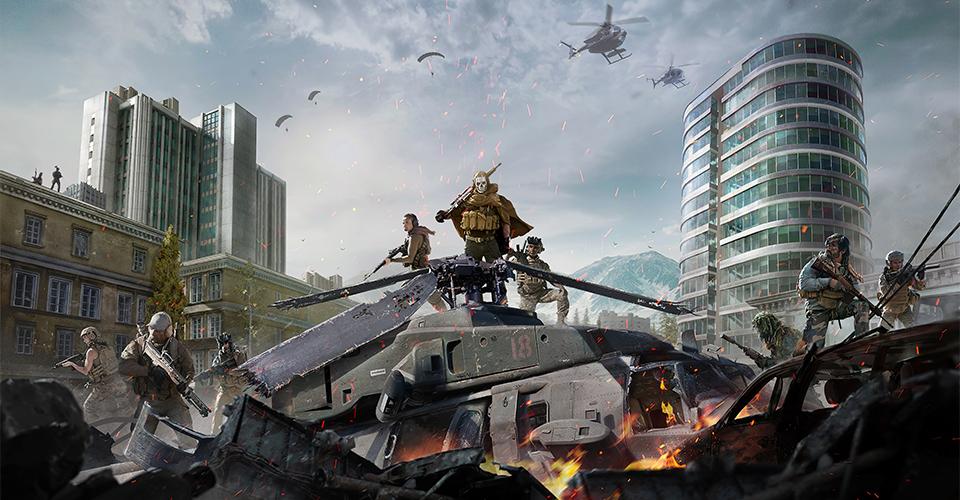 В Call of Duty Warzone забанили 300 тыс учетных записей с момента выхода шутера