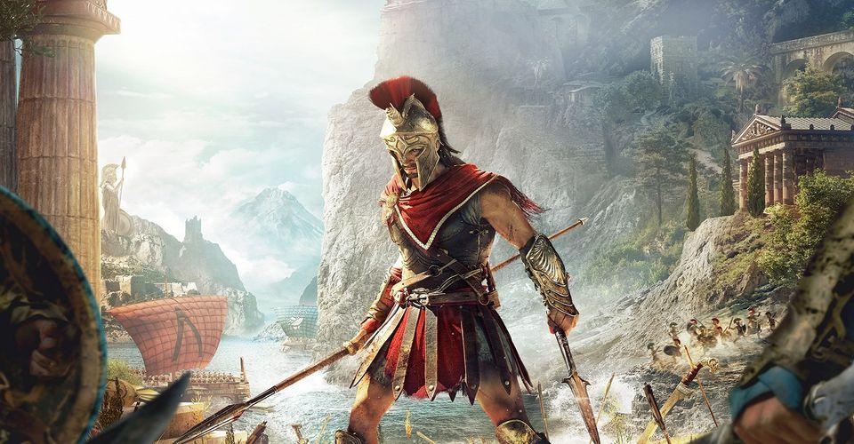 Assassin s Creed Odyssey получает доспехи Valhalla