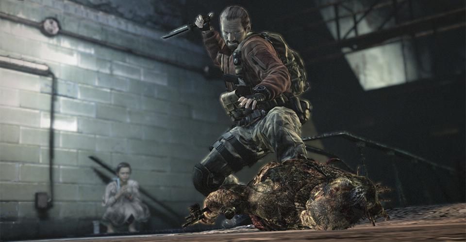 Первые подробности о выходе следующие части Resident Evil Revelations