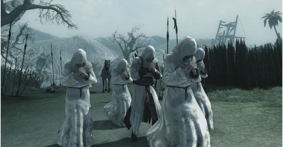 Как система стелса в Assassins Creed Valhalla порадует старых фанатов