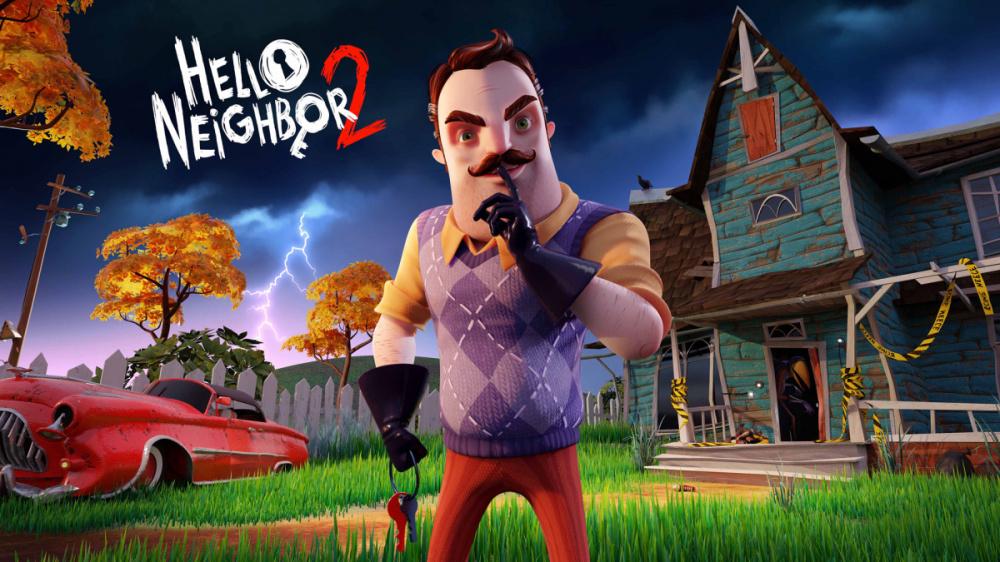 Hello Neighbor 2 выйдет в 2021 году с большим игровым миром и самообучающимся ИИ