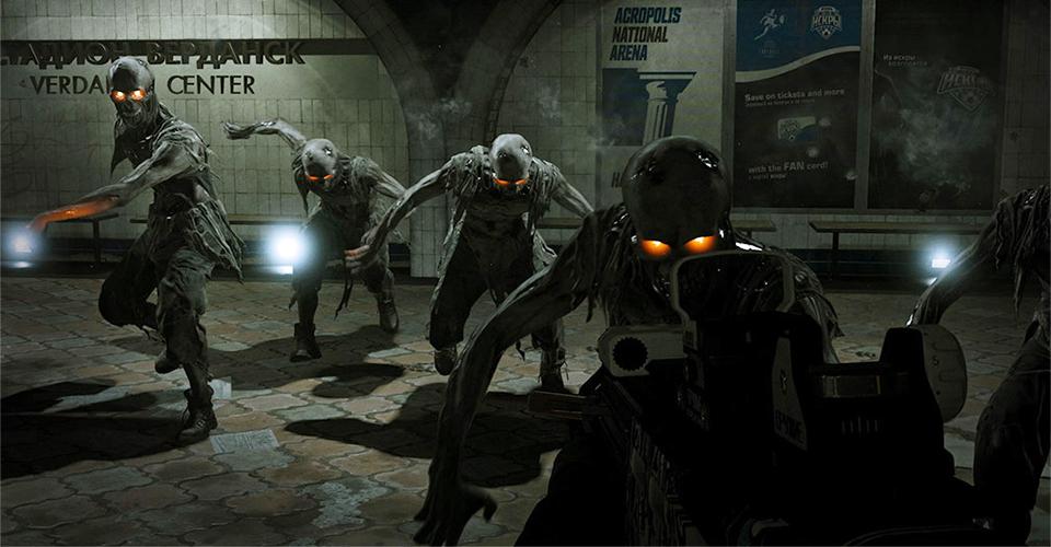 Возможно зомби вернутся в Call of Duty Warzone