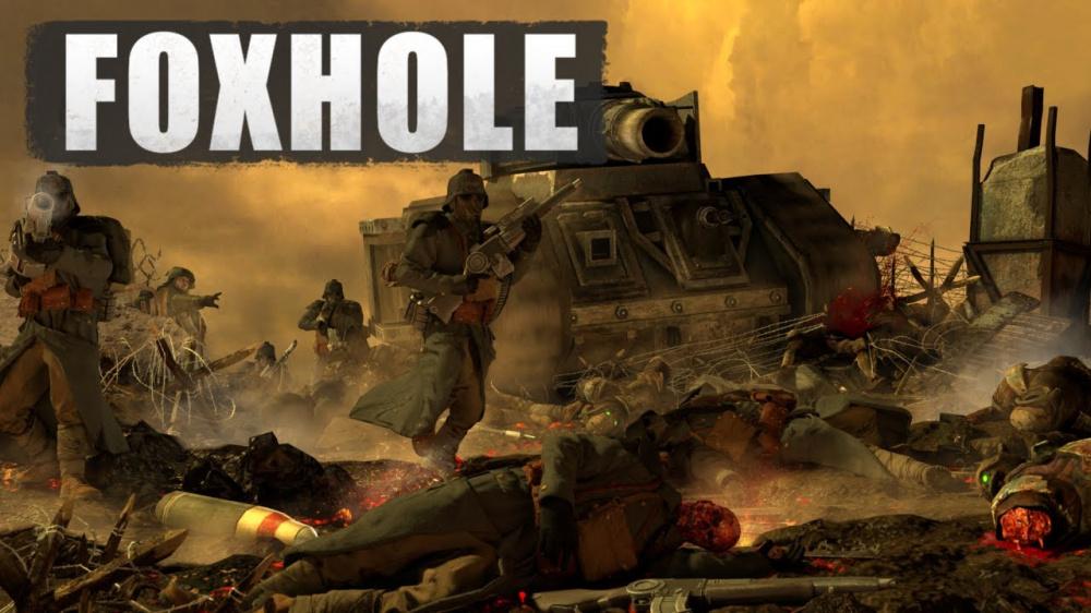 Этот документальный фильм о Фоксхоле  одна из лучших игровых народных историй которые я когдалибо смотрел