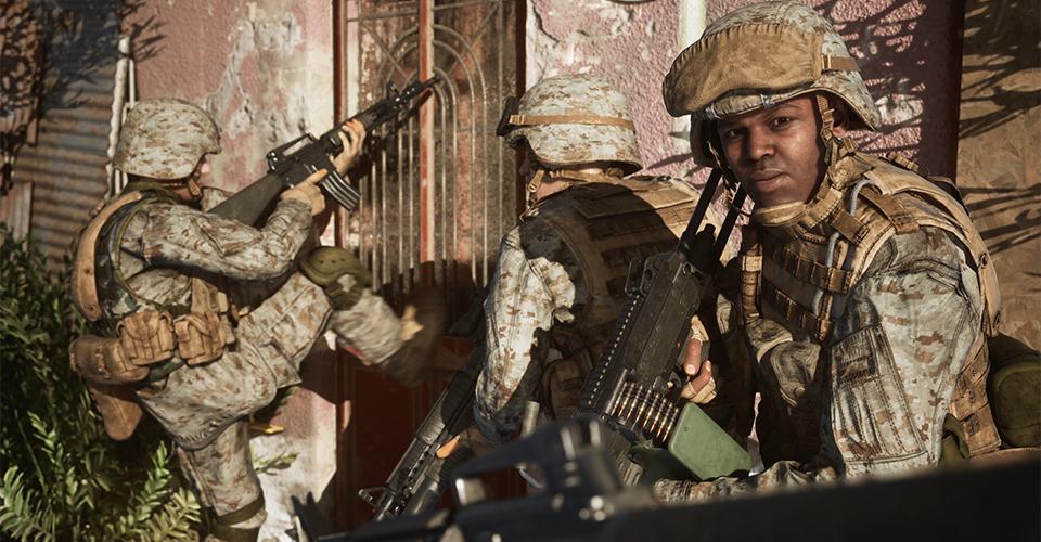 В 2009 году отменили релиз шутера Six Days in Fallujah теперь он выйдет скриншоты и трейлер