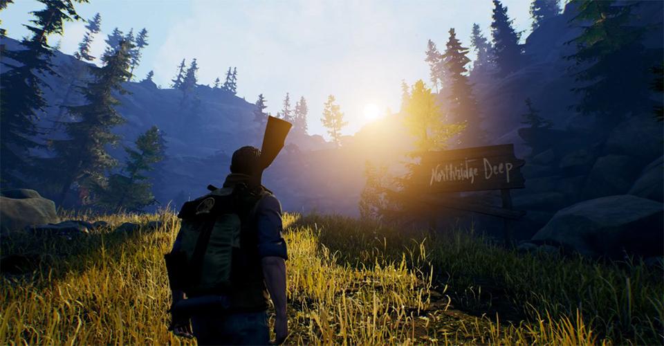 Игра Open Country  новый трейлер игрового процесса
