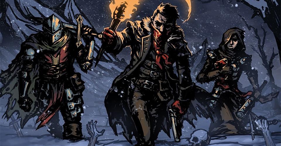 В третьем квартале 2021 года будет открыт ранний доступ к Darkest Dungeon 2