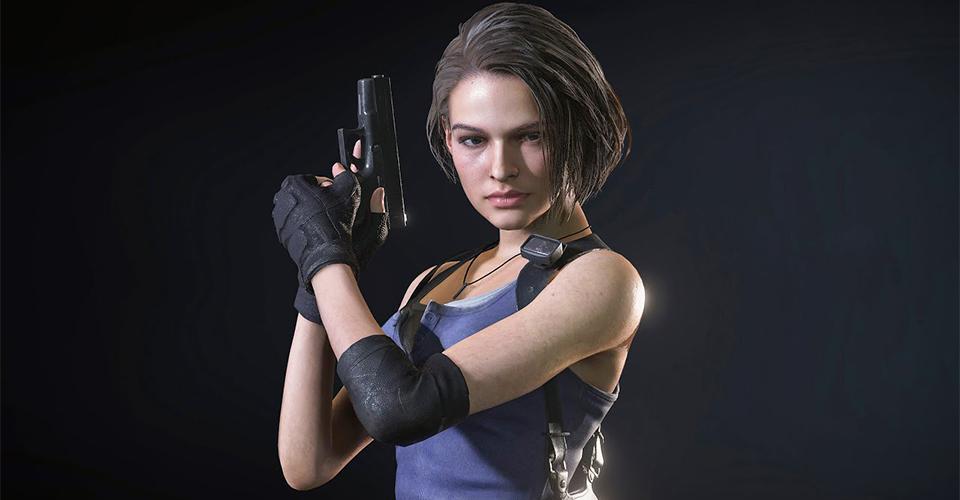 Героиня Resident Evil перекочевала в Rainbow Six Siege