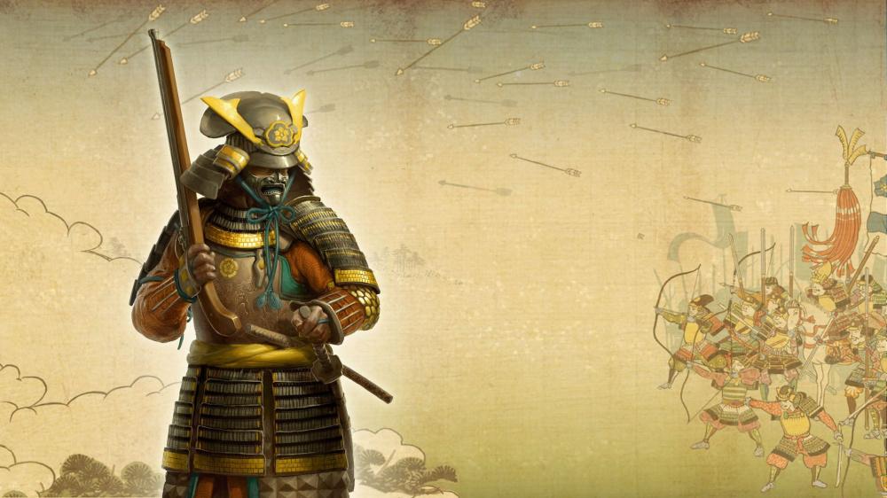 Total War Shogun 2 можно будет бесплатно держать в Steam в течение ограниченного времени