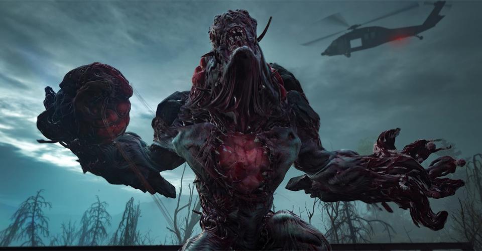 Back 4 Blood  показали громадного босса и дату бетатестирования