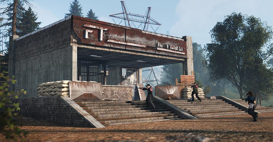 В Rust добавили подземную железнодорожную сеть
