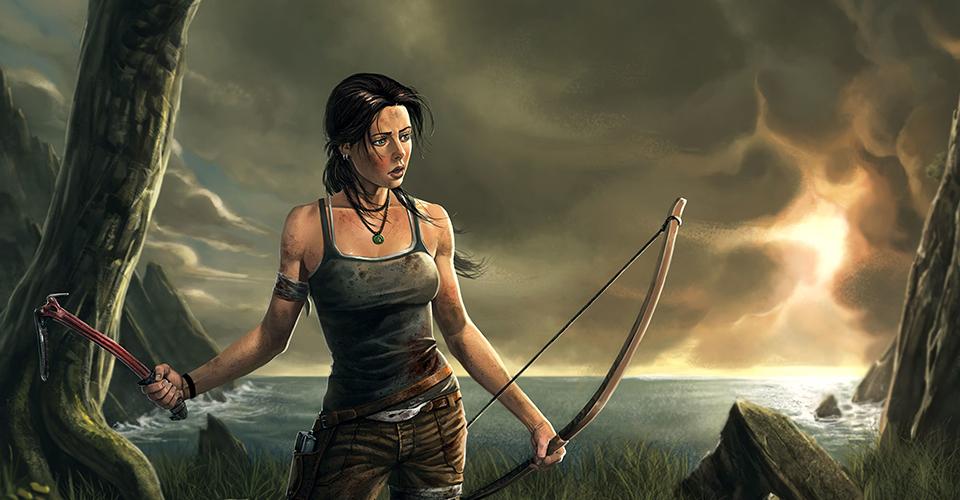 Японский издатель Square Enix выпустит издание Tomb Raider Definitive Survivor Trilogy