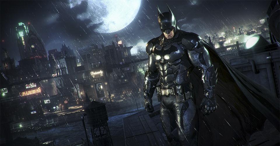 Поклонник Бэтмена создал игру на основе сценария американского кинорежиссра Тима Бртона