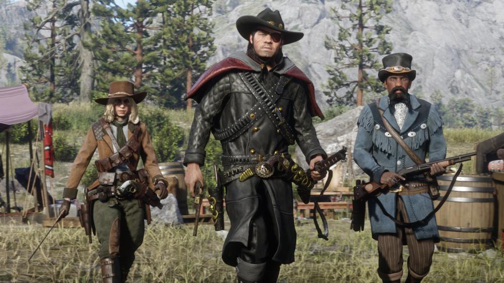 RDR 2 обновление 4 августа приносит в Red Dead Online новый контент