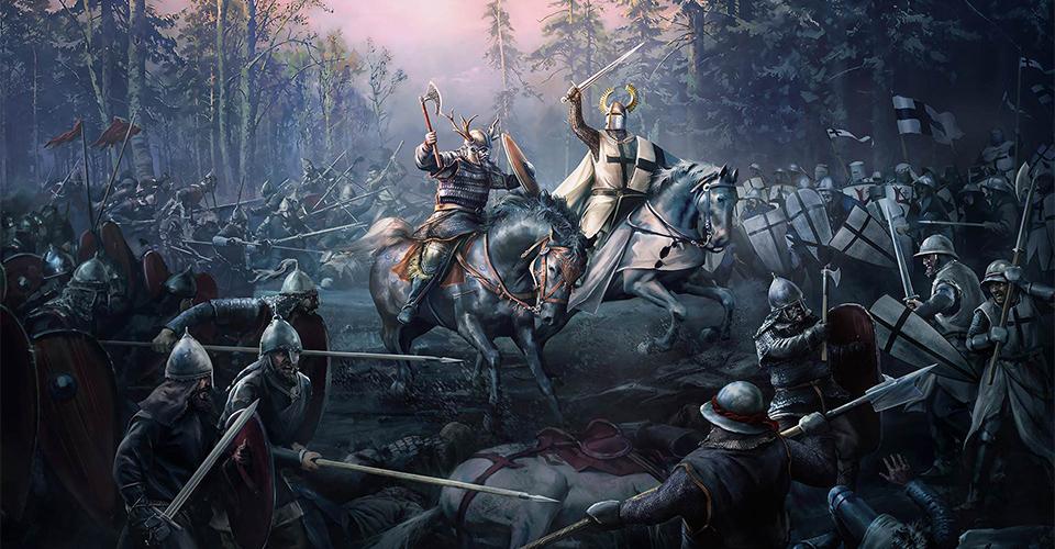 В Crusader Kings 3 поклонники хотят перенести вселенную The Elder Scrolls