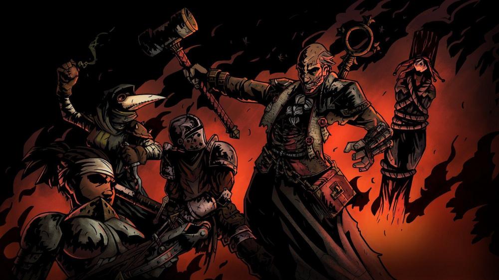 Darkest Dungeon получит PvP DLC в мае