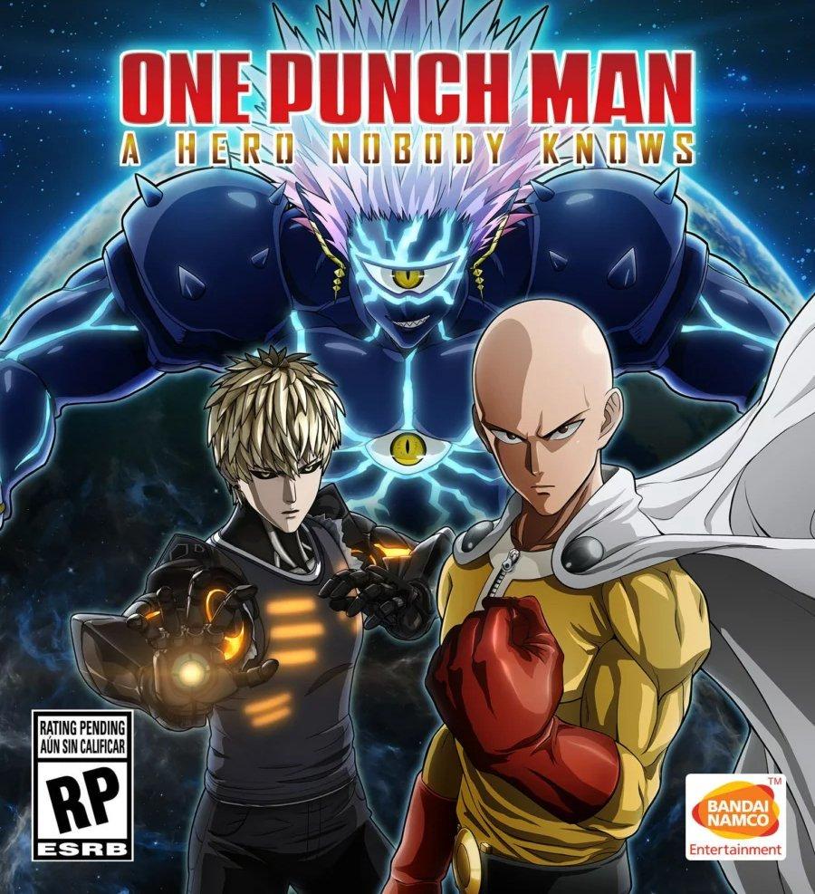 Как сделать игру с героем который побеждает с одного удара  One Punch Man The Hero Nobody Knows Fighter Announced