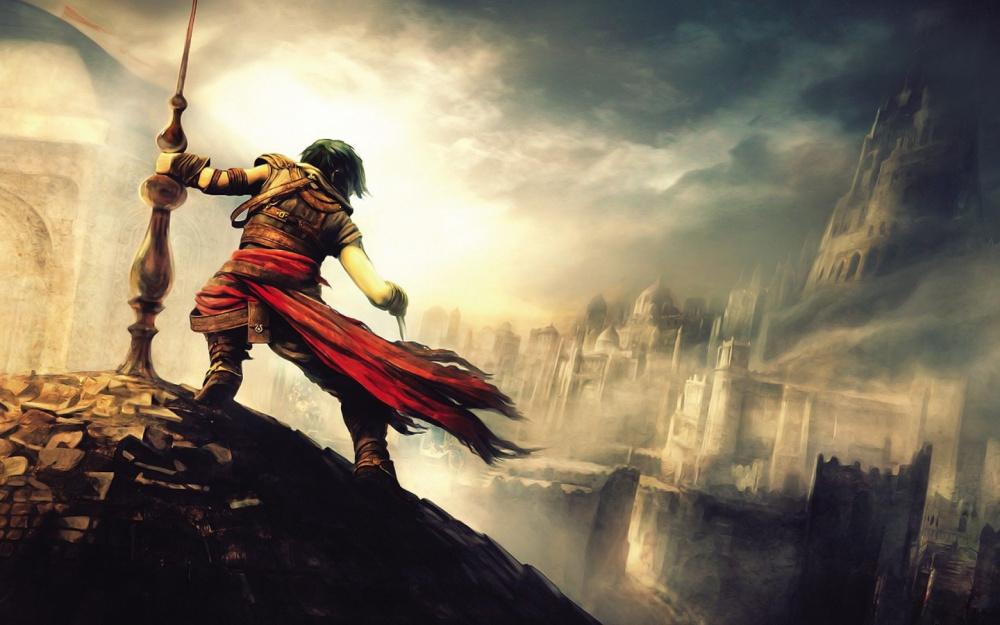 Что случилось с Prince of Persia