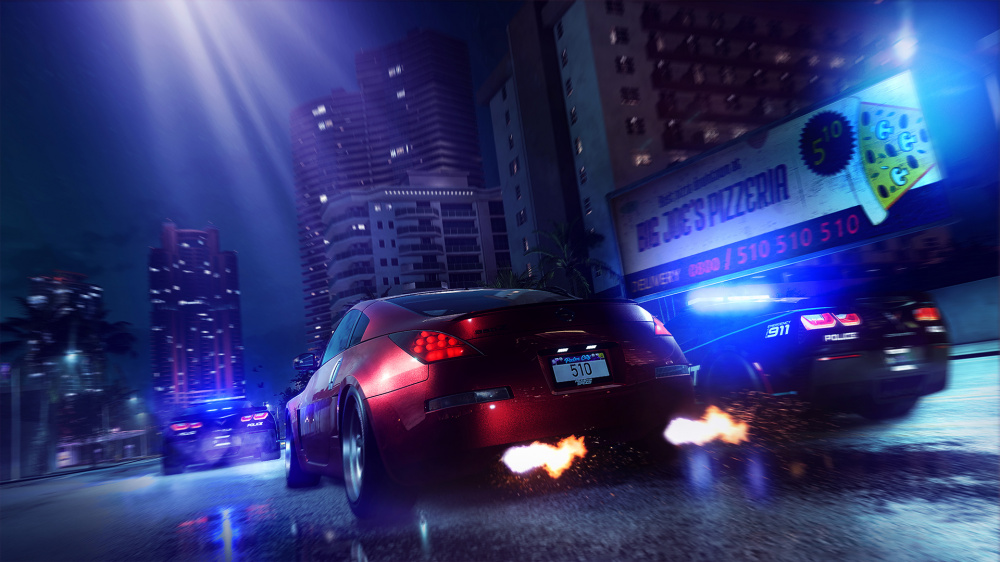EA хвастается Need For Speed Hot Pursuit Remastered в свом Twitter