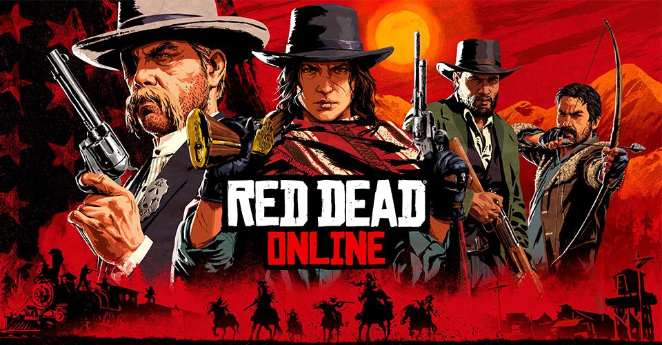 Rockstar выпустили крупное обновление в котором RDR Online стала отдельной игрой