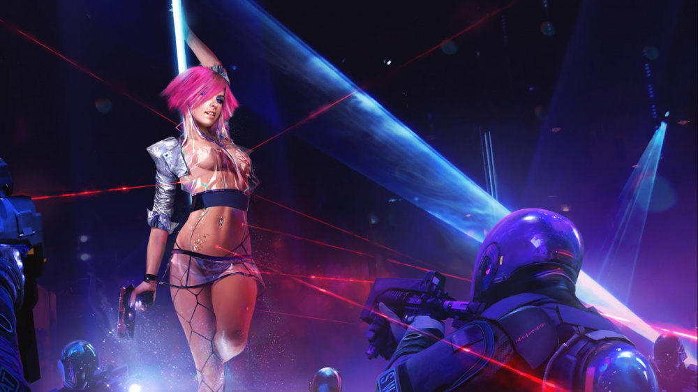 Cyberpunk 2077 для Xbox Series X станет бесплатным для игроков Xbox One