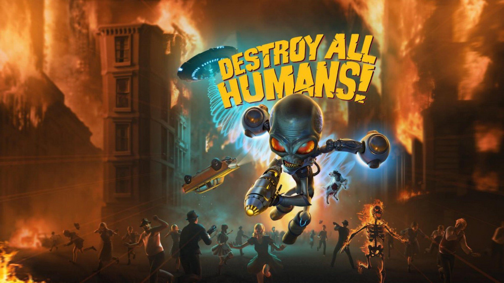 Destroy All Humans Обзор