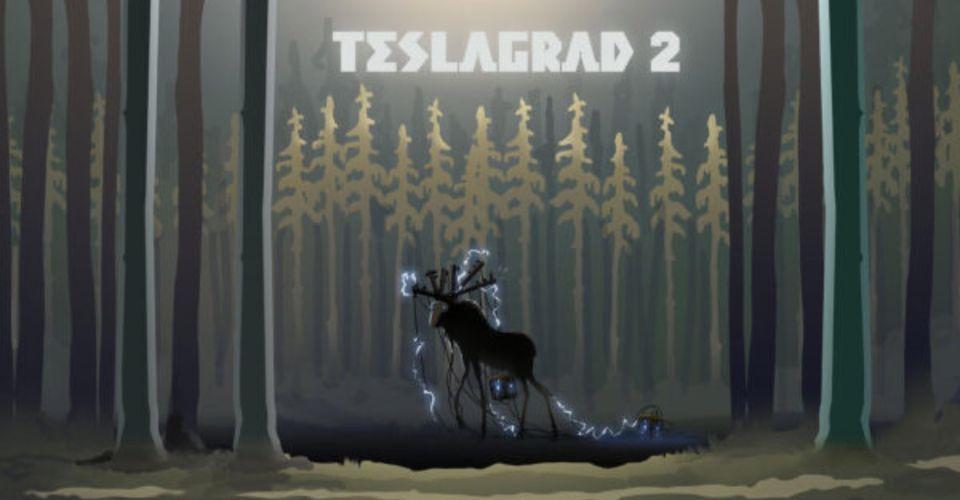 Rain Games анонсирует Teslagrad 2