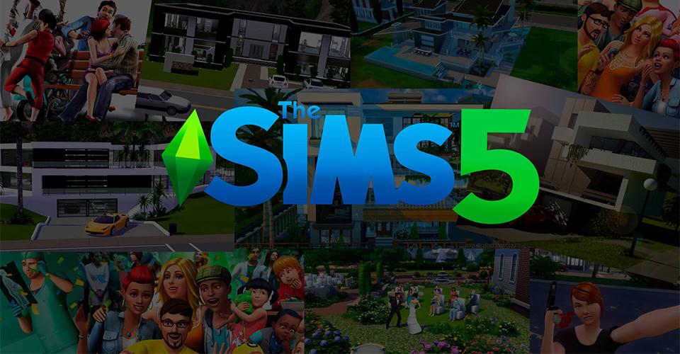 The Sims 5 делают упор на многопользовательское соперничество