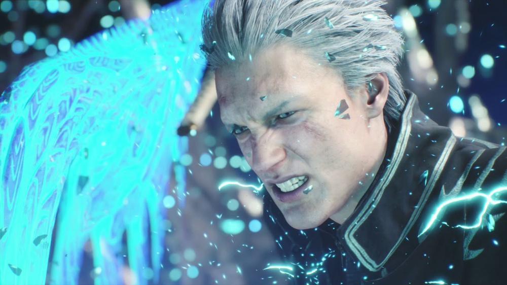 Devil May Cry 5 Vergil DLC выйдет на Xbox One и PS4