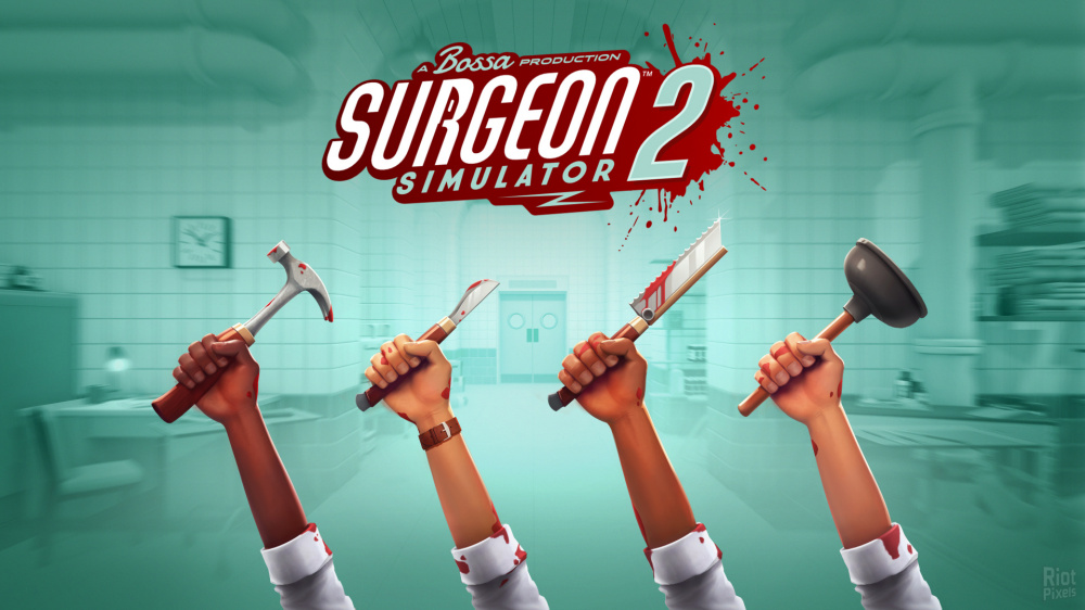 Surgeon Simulator 2 названа дата релиза и новый трейлер