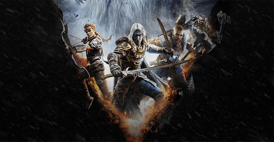 Появился трейлер новоявленной ролевой фэнтези игры Dungeons  Dragons Dark Alliance