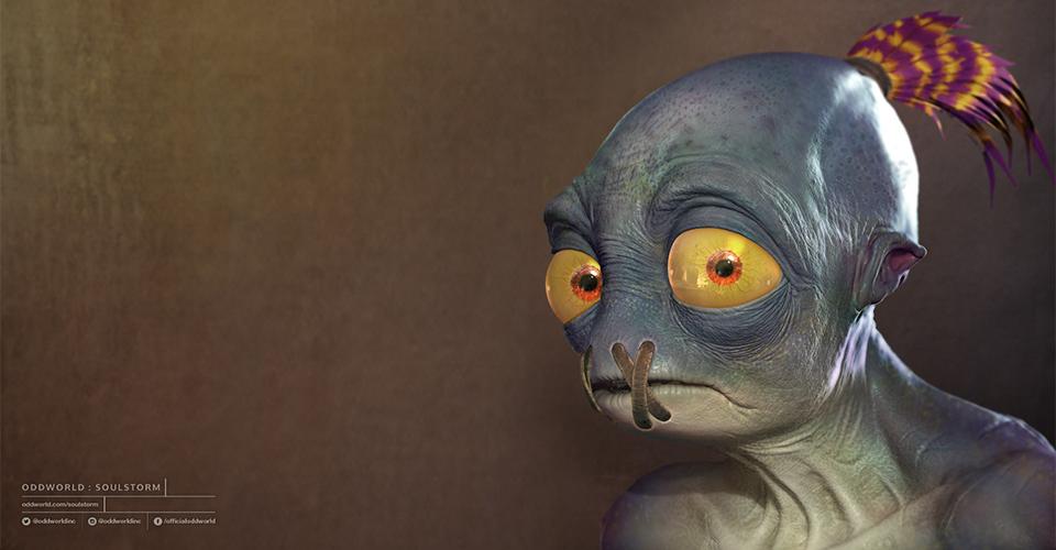 Oddworld Soulstorm станет доступна для PS Plus на бесплатной основе после выпуска