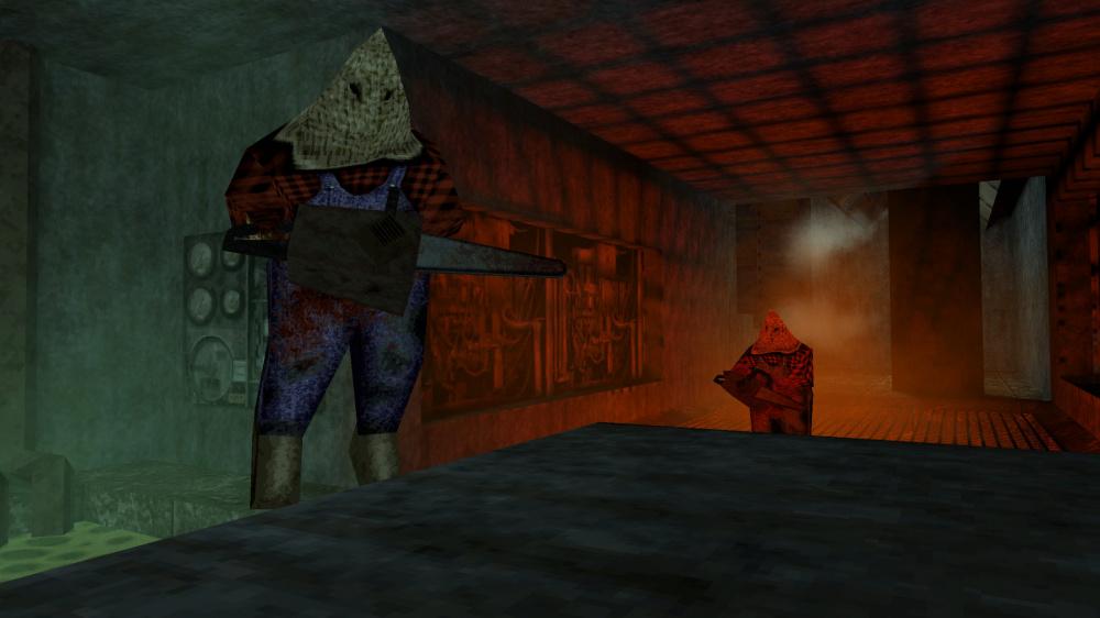Теперь вы можете играть в карты Quake и HalfLife в Dusk