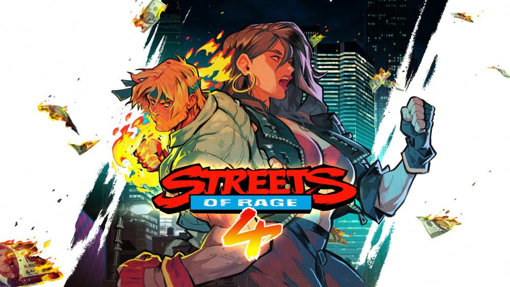Обновление Streets of Rage 4