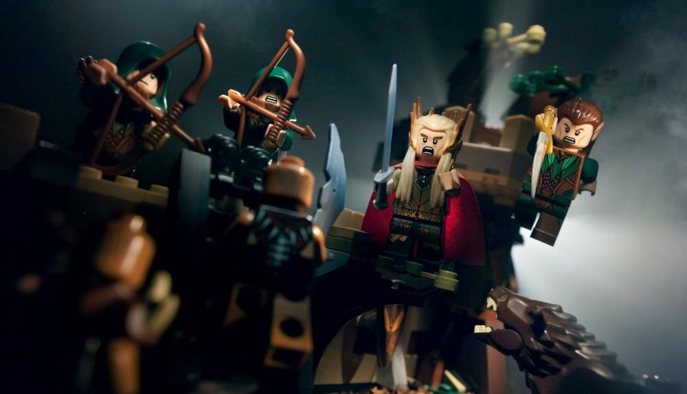 Lego Властелин колец и Хоббит снова вышли в Steam