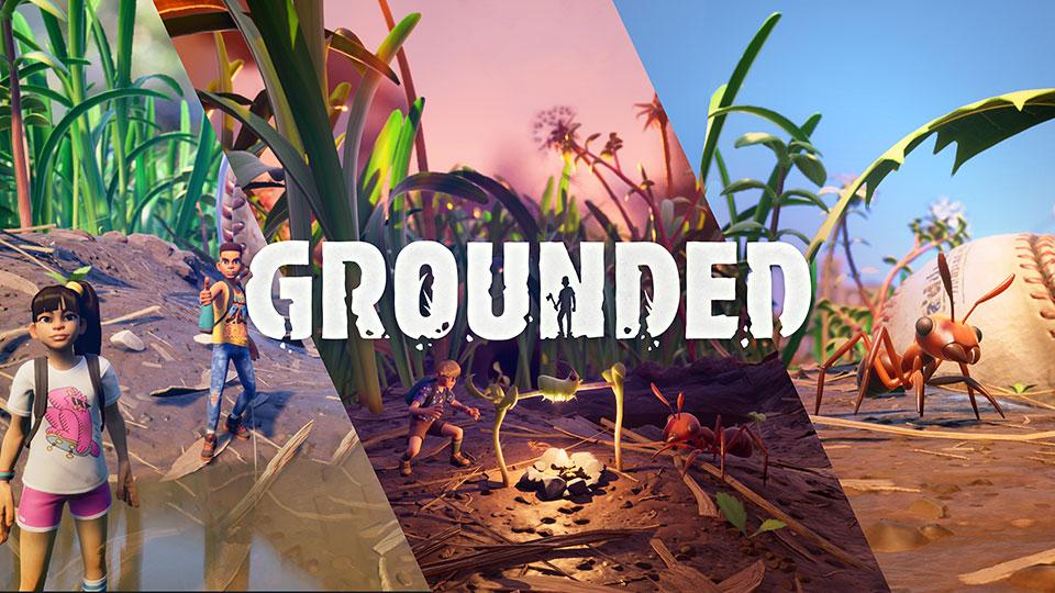Смотрите 20 минут Grounded