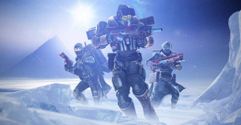 Destiny 2 Beyond Light теперь является талисманом запуска Xbox Series X
