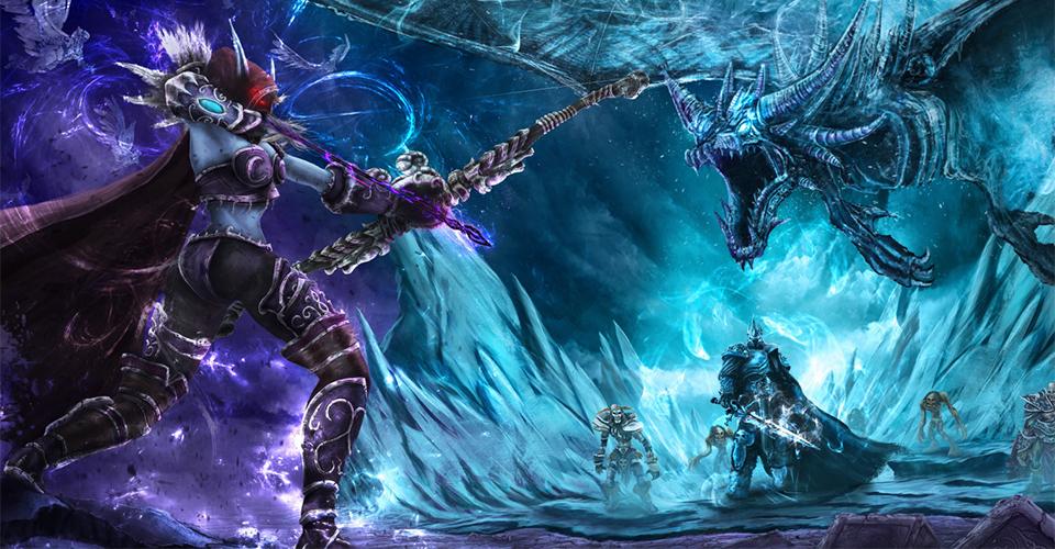 Геймер в World of Warcraft достиг максимального уровня собирая растения