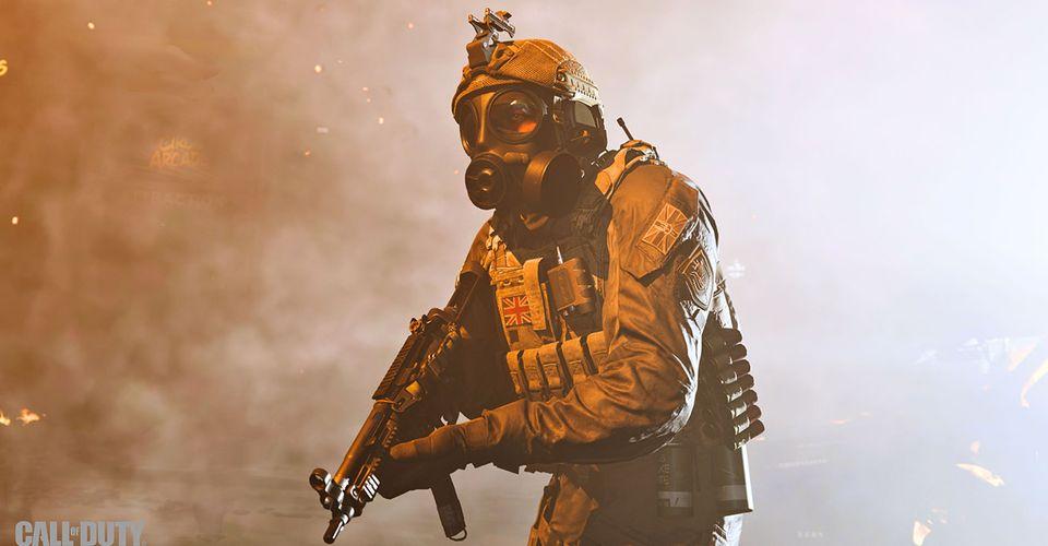 Call of Duty Warzone  Бесконечный противогаз вернулся