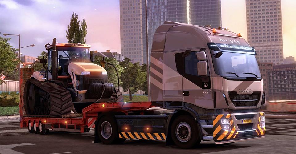 Разработчики Euro Truck Simulator 2 всерьез заговорили об очередном дополнении под названием Heart of Russia