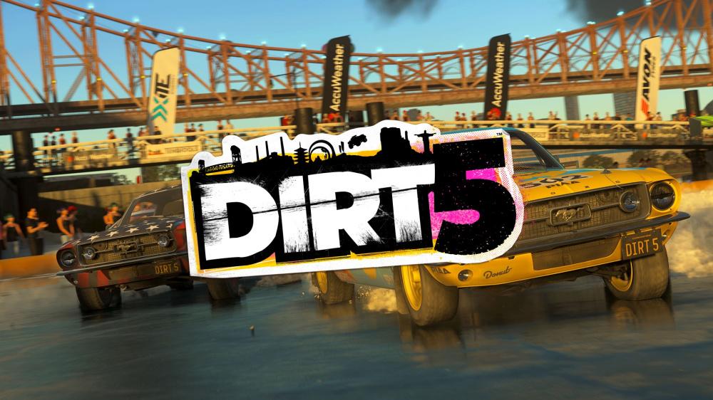Чем действительно впечатляет Dirt 5