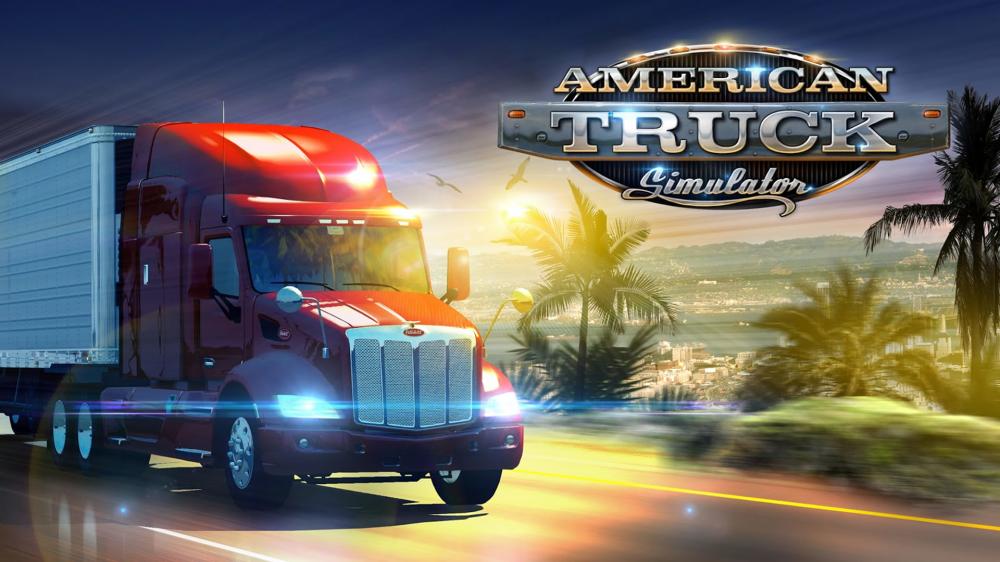 American Truck Simulator теперь позволяет вам выйти из вашего грузовика чтобы размять ноги
